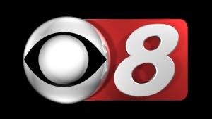 CBS8 LOGO
