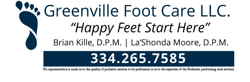 Greenville Foot Care LLC