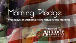 The Morning Pledge Website Photo