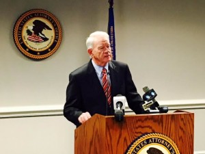 US Attorney George Beck