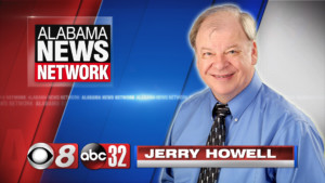 photo of Alabama News Network traffic reporter Jerry Howell
