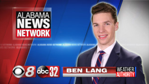 photo of Alabama News Network meteorologist Ben Lang