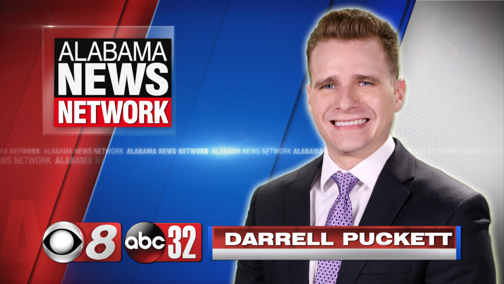 photo of Alabama News Network sports anchor Darrell Puckett