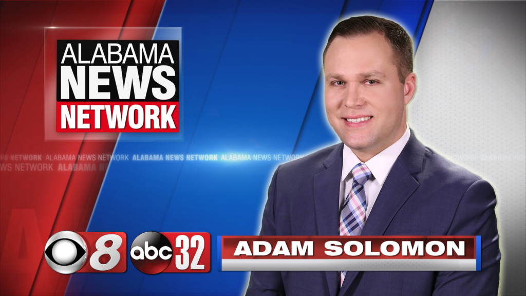 photo of Alabama News Network sports director Adam Solomon
