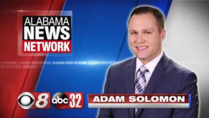 photo of Alabama News Network sports director Adam Solomon