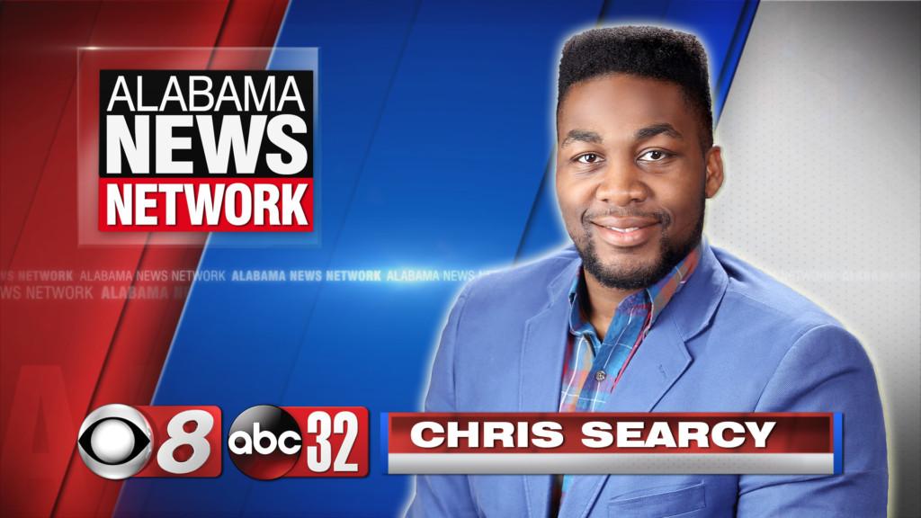photo of Alabama News Network personality Chris Searcy
