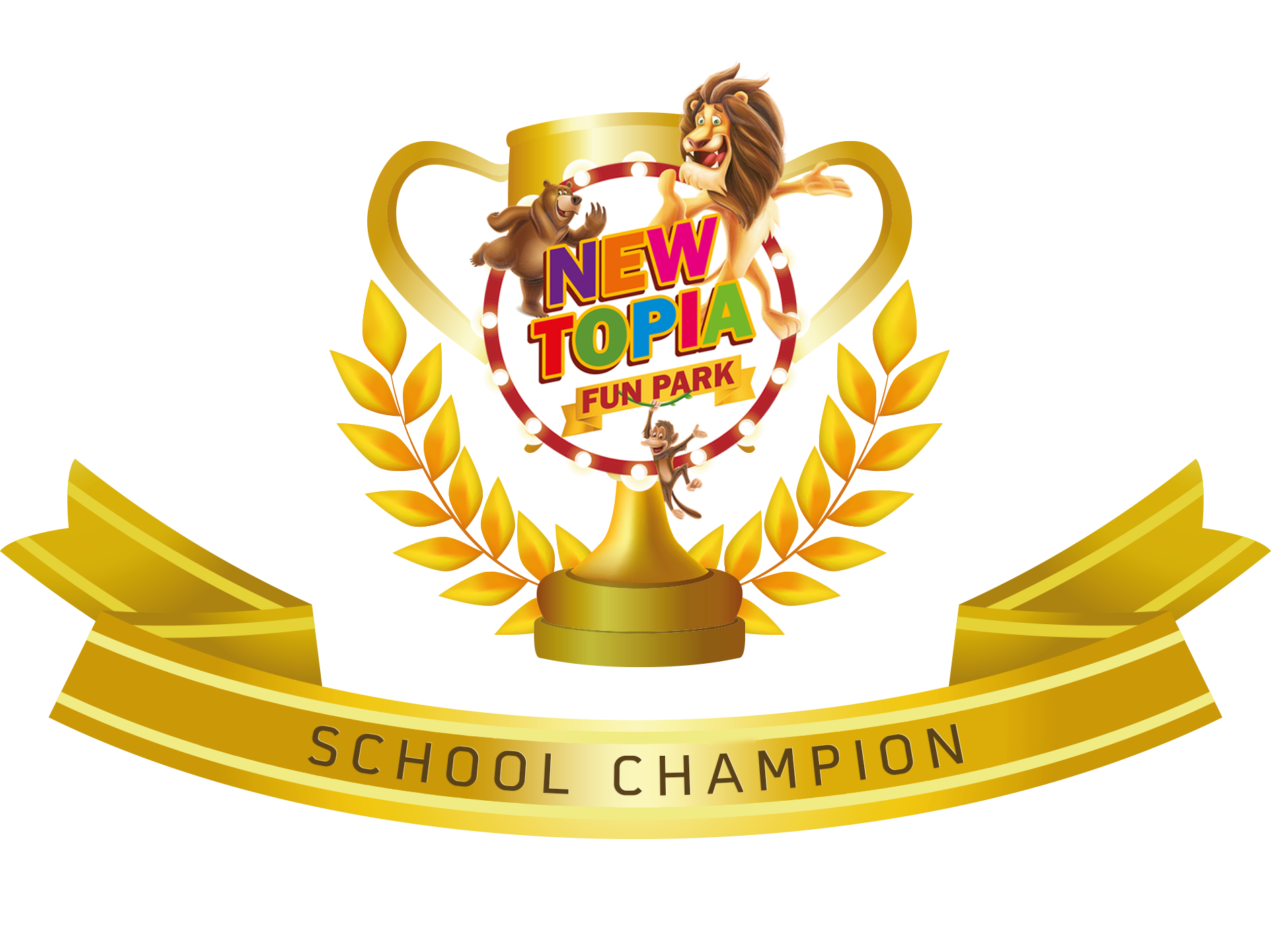 School Champion Logo