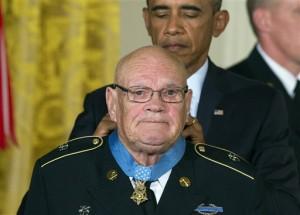 Barack Obama, Bennie Adkins