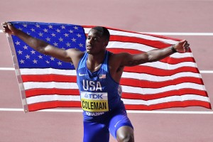 Coleman Missed Tests Track And Field