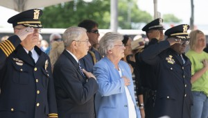 Governor Kay Ivey 2019 Unveiling Of Police Officers Name On Memorial