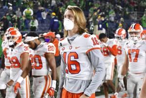 Clemson Notre Dame Football