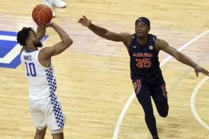 Auburn Kentucky Basketball