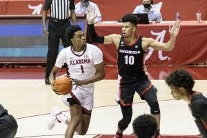 Georgia Alabama Basketball