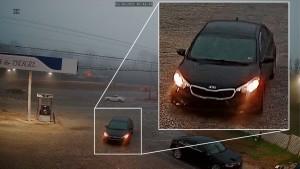 Suspects Vehicle Kia Forte 002
