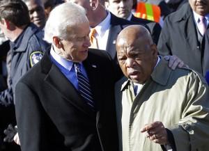 Joe Biden, John Lewis